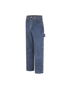 Bulwark Men's Pre-washed 14.75 oz Denim Jean Style PEJ8