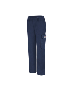 10.1 cal Women's Cargo Pocket Work Pant CAT2 Bulwark Cool Touch® 2 - PMU3