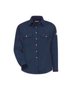 Women's Dress Uniform Shirt CAT2 Bulwark Cool Touch® 2 - SMU3