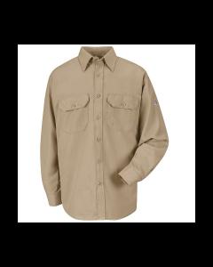 Bulwark 5.8 oz. Cooltouch®2 Dress Uniform Shirt SMU4