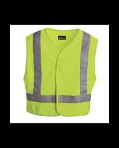 9.0 cal Hi-Visibility Flame-Resistant Safety Vest CAT2 Bulwark - VMV4HV