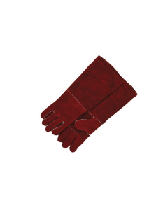 "Stanco 18"" Long Split Cowhide High Quality Welding Gloves  W450-18"