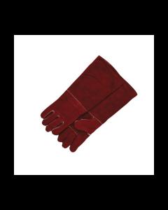 "Stanco 18"" Long Split Cowhide High Quality Welding Gloves  W450-18"