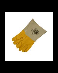Stanco Unlined Heavy Weight Elkskin High Quality Welding Gloves  W757