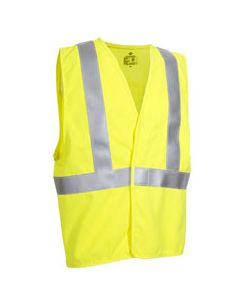 NSA FR Contractor Hi-Vis Safety Vest - V20TV2V